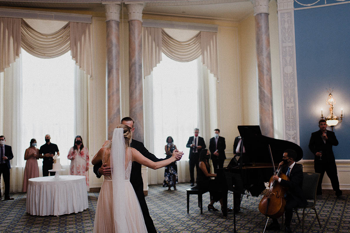 KYM 9454 - Luxe Duo Music Ottawa - Cello and Piano - Wedding Musicians Corporate Events Private Concerts