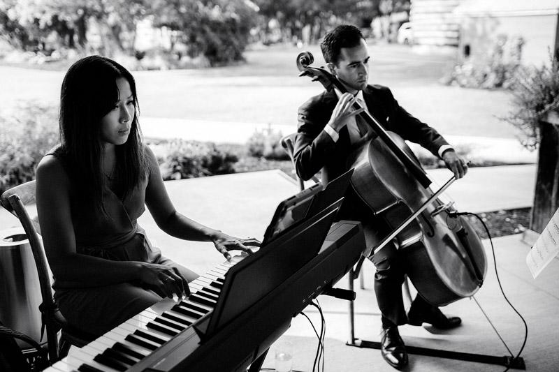 Luxe Duo Music - Brandon Dian Cello Piano - Wedding Musicians Ottawa Corporate Event Musician Private Concerts - AT-527