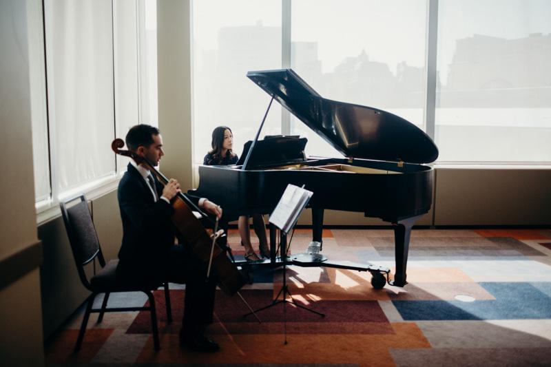 Luxe Duo Music - Brandon Dian Cello Piano - Wedding Musicians Ottawa Corporate Event Musician Private Concerts - C_amp_B147