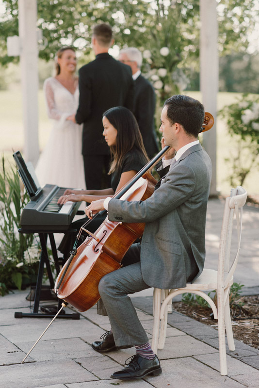 Luxe Duo Music - Brandon Dian Cello Piano - Wedding Musicians Ottawa Corporate Event Musician Private Concerts - Elegant Styled Intimate Wedding Shoot-232