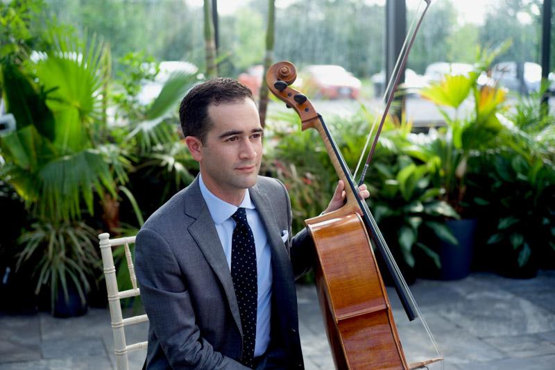 Luxe Duo Music - Brandon Dian Cello Piano - Wedding Musicians Ottawa Corporate Event Musician Private Concerts - K1870513