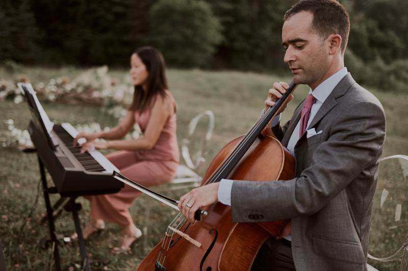 Luxe Duo Music - Brandon Dian Cello Piano - Wedding Musicians Ottawa Corporate Event Musician Private Concerts - Rosie + Brendan Wedding Collection (190)