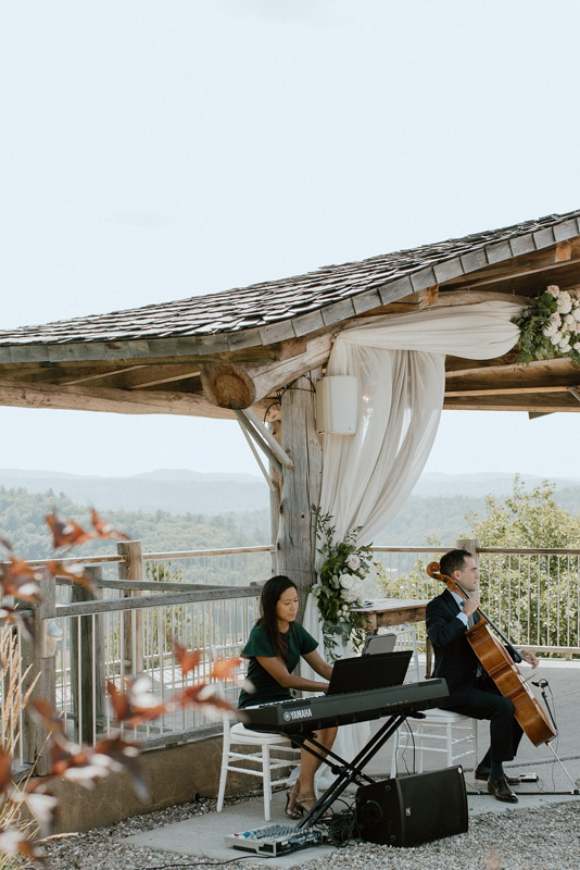 Luxe Duo at Le Belvedere