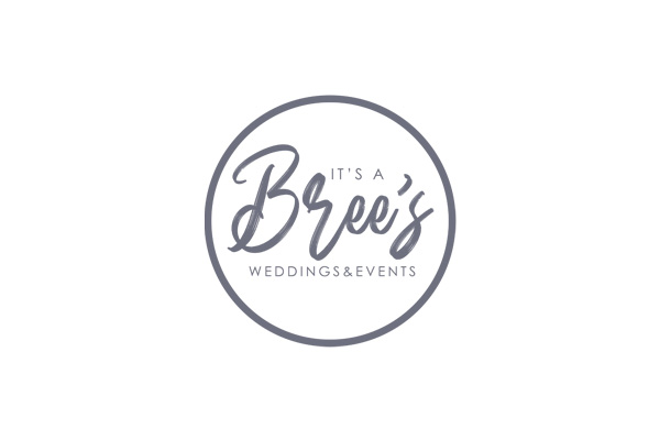 Luxe Duo Preferred Vendors Logo - It's A Bree's Weddings & Events