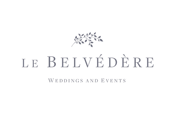 Luxe Duo Preferred Vendors Logo - Le Belvedere Weddings and Events