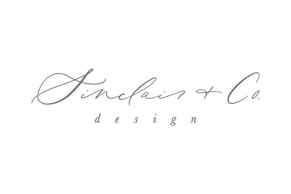 Luxe Duo Preferred Vendors Logo - Sinclair & Co Design