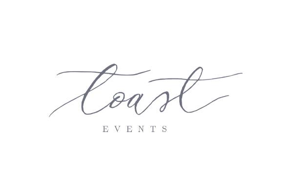Luxe Duo Preferred Vendors Logo - Toast Events
