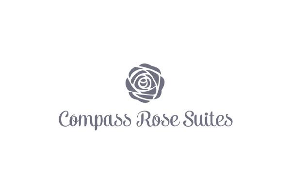 Luxe Duo Preferred Vendors Logo - Compass Rose Suites